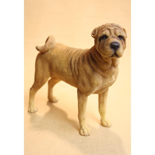 Статуэтка собаки «Шарпей»