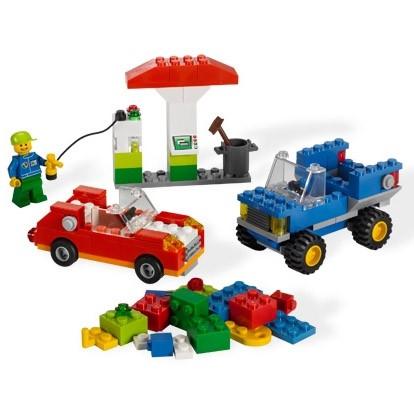 Lego Creator «Строим машины»