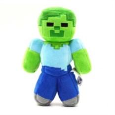 Мягкая игрушка Minecraft Зомби
