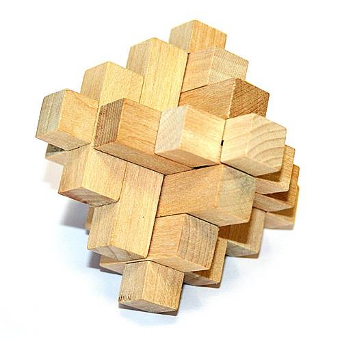 Головоломка деревянная (К52)