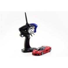 Модель спортивного автомобиля Kyosho Mini-Z la ferrari red