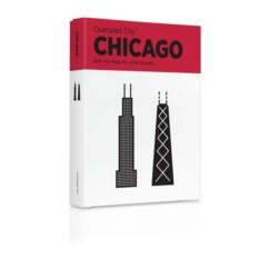 Мятая карта Чикаго (Chicago)
