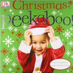 Новогодняя книга Christmas Peekaboo!