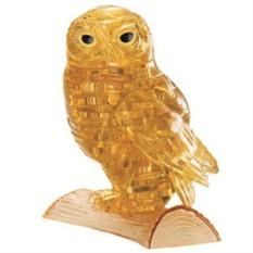 3D головоломка Янтарная сова