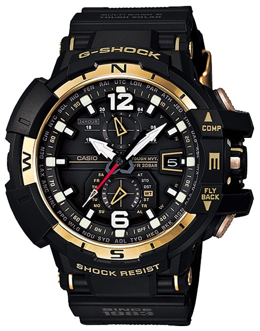 Часы Casio G-Shock GW-A1130-1A Premium Collection
