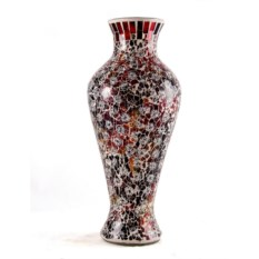 Красивая декоративная ваза для цветов