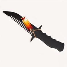 Расческа настоящего мужчины Нож