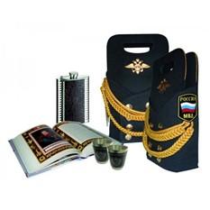 Подарочный набор Честь мундира: МВД