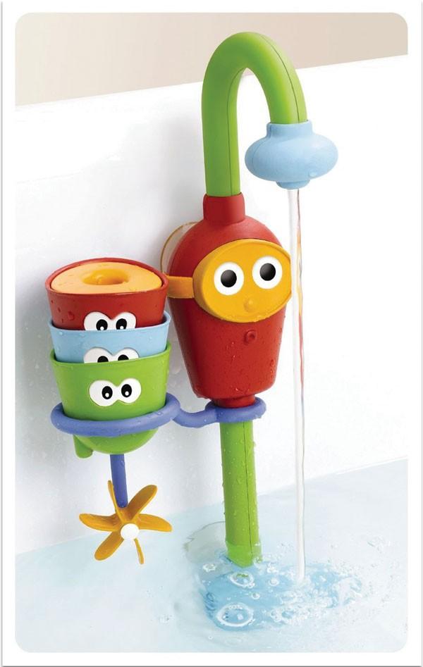 Развивающая игрушка для ванны Волшебный кран Yookidoo