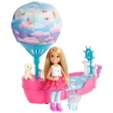 Кукла Barbie Волшебная кроватка Челси от Mattel