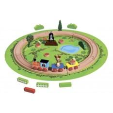 Детская железная дорога Маленький крот