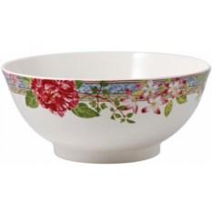 Большой салатник Gien Многоцветие