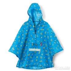 Детский дождевик Mini maxi Cactus blue