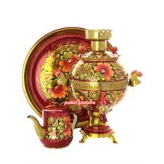 Набор для чаепития Петух