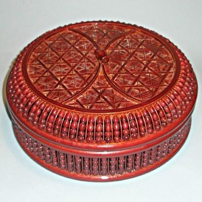 Шкатулка из бамбука «Прекрасная Азия» (Вьетнам)