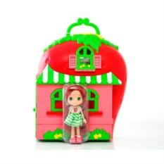 Игровой набор Кукла с домом и аксессуарами