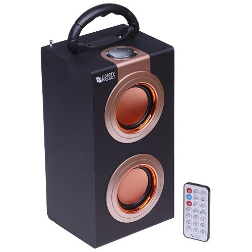 Портативная акустическая система «Project»