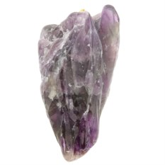Кулон из аметиста (фиолетовый)