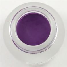 Гелиевая подводка для глаз фиолетового цвета