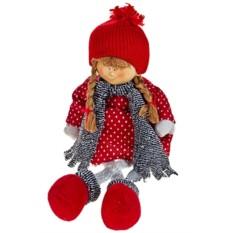 Декоративная кукла Девочка в свитерочке