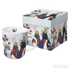 Кружка в подарочной коробке The berry festival