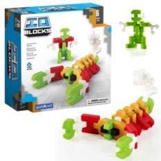 Конструктор IO Blocks 76 деталей Скорпион