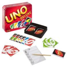 Настольная игра Уно делюкс
