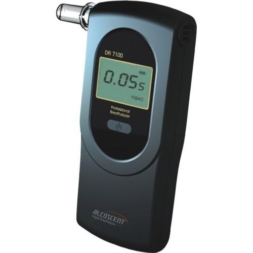 Цифровой алкотестер Alcoscent DA-7100