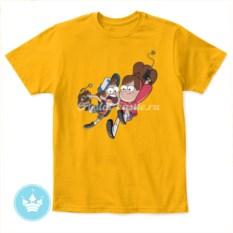 Детская футболка Диппер и Мейбл