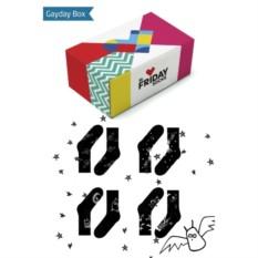 Дизайнерские носки Gayday Box