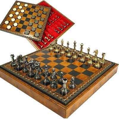 Шахматы Stauntion
