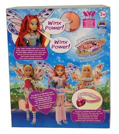 Кукла Winx Club Ты настоящая фея!