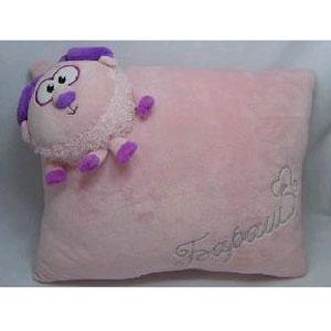 Подушка с игрушкой «Бараш»