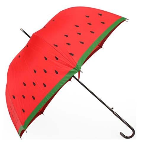 Зонт-арбуз
