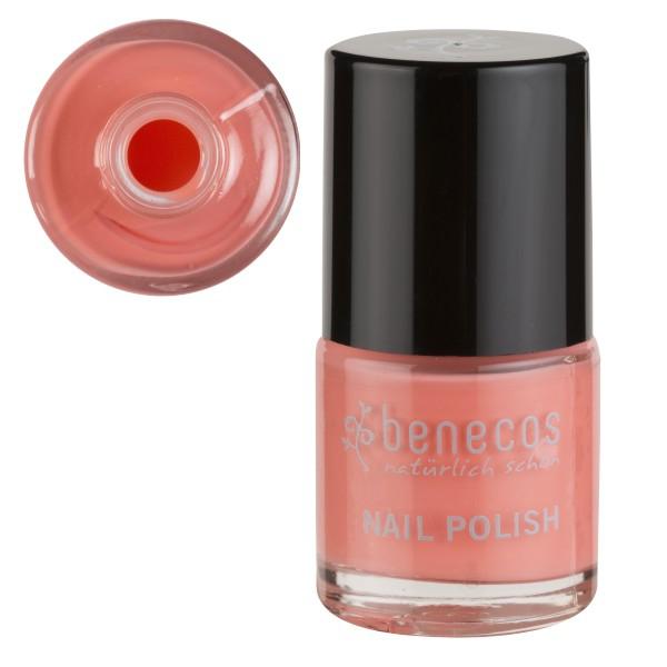 Лак для ногтей Benecos цвета peach sorbet