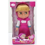 Кукла Маша, со звуком.