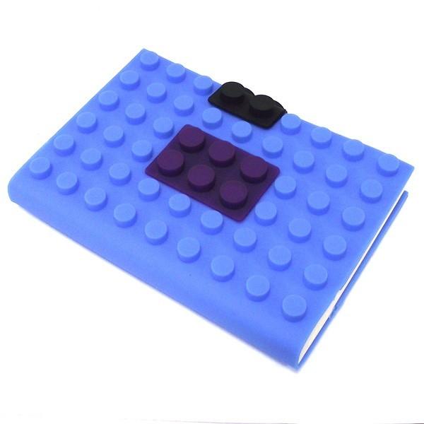 Блокнот Лего, синий