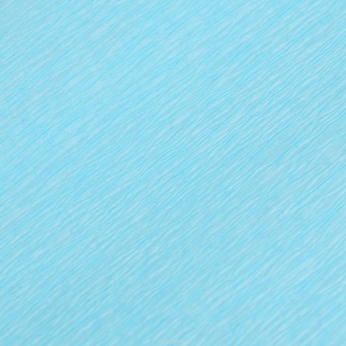 Гофрированная бумага Koh-I-Noor, светло-бирюзовая (200x50 см)