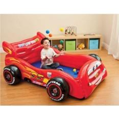 Надувной игровой центр Тачки для детей от 3 до 6 лет