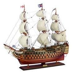 Модель парусного корабля Victory (линкор)