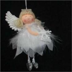 Декоративное украшение на елку Ангелочек