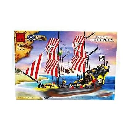 Конструктор «Парусник пиратов»