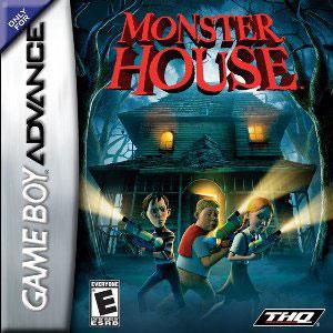 Игра для Game Boy Advance: Дом Монстров