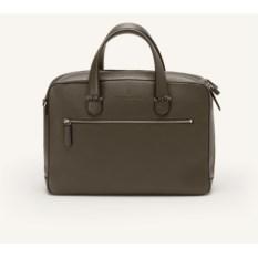 Коричневый портфель с отделением Graf von Faber-Castell