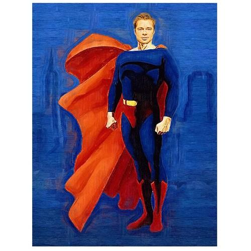 Картина Супергерой