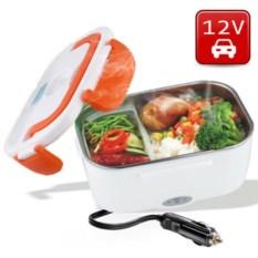 Автомобильный ланч-бокс с подогревом «Вкусный обед»