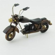 Мотоцикл из дерева