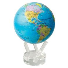 Глобус самовращающийся «Политическая карта»
