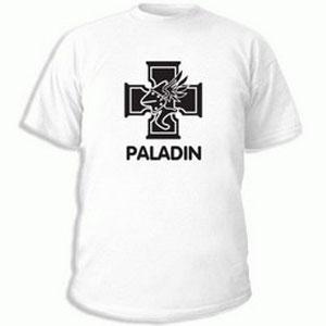 Футболка Human Fighter - Paladin