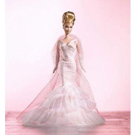 БАРБИ в розовом коллекционная